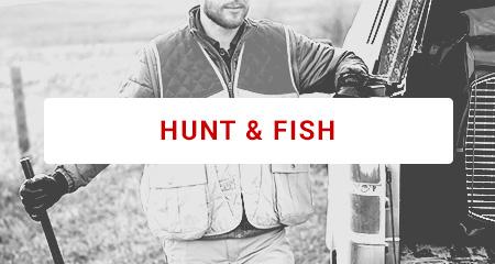 Hunt & Fish Sale