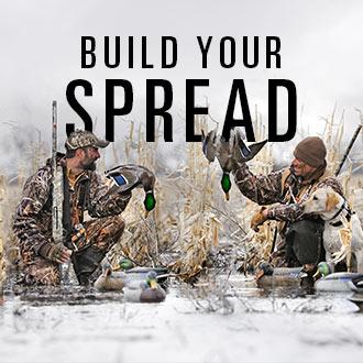 Build Your Spread