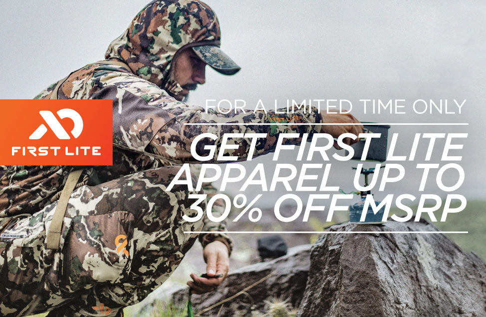 Up  To 30% Off First Lite Hunt Apparel