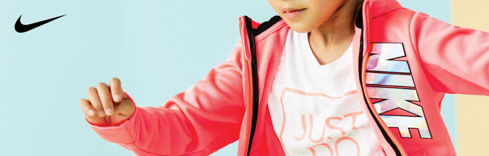 Girl's Apparel Banner