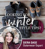 Inspire Your Winter Style with Outerwear Expert Siera Gage