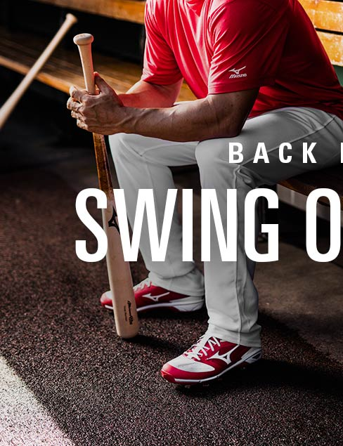 Back In The Swing of Things | Baseball image by Mizuno