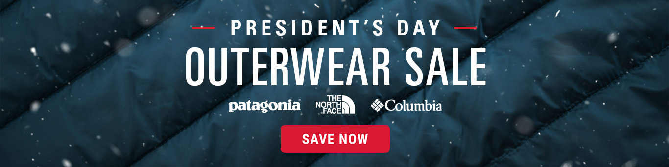 President's Day Outerwear Sale | Patagonia, Columbia, The North Face | Save Now