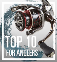 Top Ten For Anglers Blog
