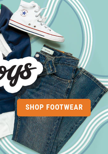 Boys Footwear, Shop Now