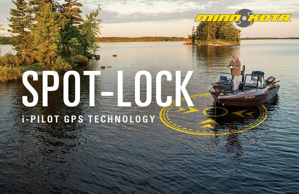 Minn Kota Spot-Lock iPilot GPF Technology