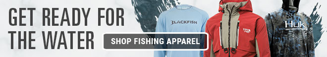 Get Ready For The Water, Shop Fishing Apparel, Blackfish, SCHEELS Outfitters, Huk and more