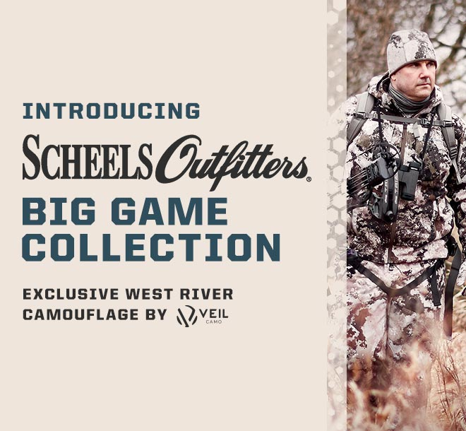 Introducing Scheels Big Game Collection