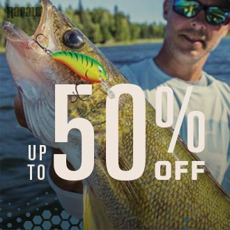 Up to 50% Off, Image of fish caught with Rapala lure
