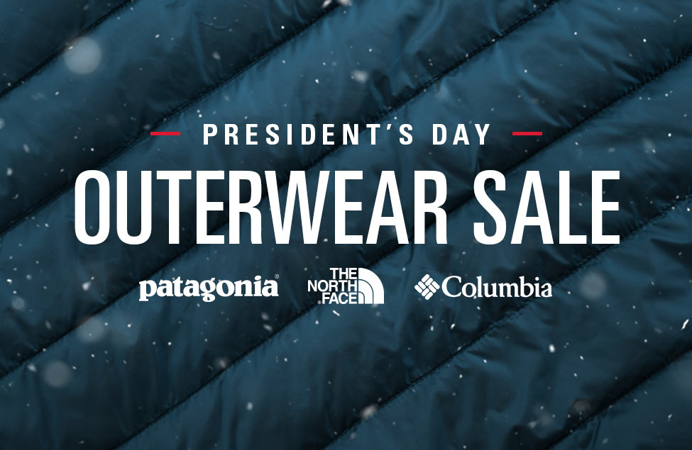 Cold Weather, Hot Deals | Outerwear Sale | Patagonia, The North Face, Columbia