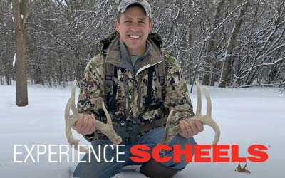 Experience Scheels Blog Post: My Addiction to Shed Hunting