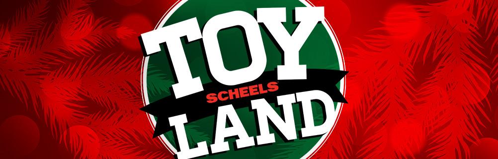 SCHEELS Toy Land