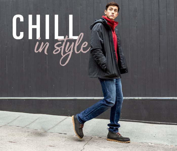 Chill in Style