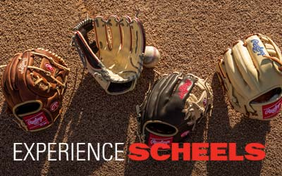Experience Scheels Blog Post: Baseball Gloves: The Different Types of Webs