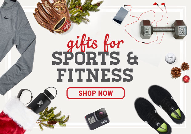 Gifts for Fitness, Shop Now