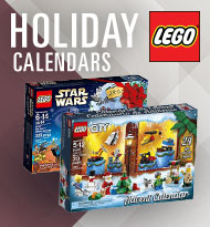 Shop LEGO Holiday Calendars