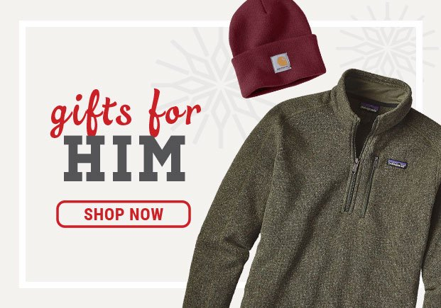 Gifts for Him, Shop Now