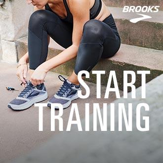 Start Training   Image by Brooks