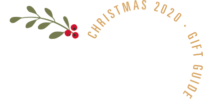 Give Joy. Christmas 2020 Gift Guide.