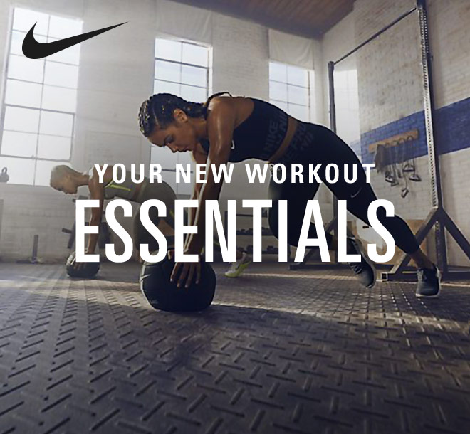 Your New Workout Essentials