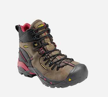 SteelToe Boots