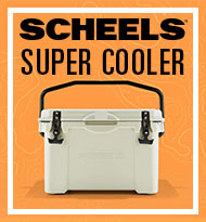 Scheels Roadie Cooler