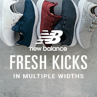 Fresh Kicks in Multiple Widths | New Balance Shoes