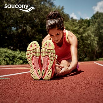 Track Shoes | Image by Saucony