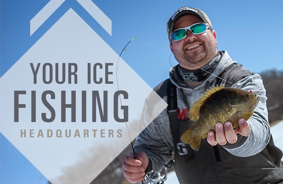 Your Ice Fishing Headquarters