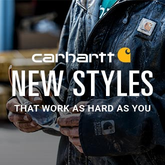 Carhartt   New Styles That Work as Hard as You Do