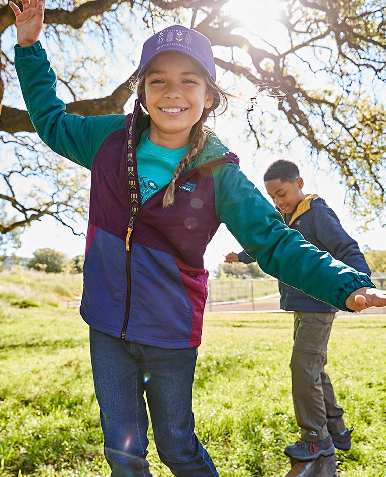 LL Bean kids Outerwear