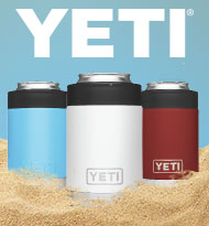 Image of YETI Red White and Blue Tumblers