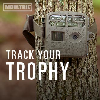 Track Your Trophy, Image of Moultrie Trail Camera