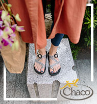 Image of Womens Chaco Shoes