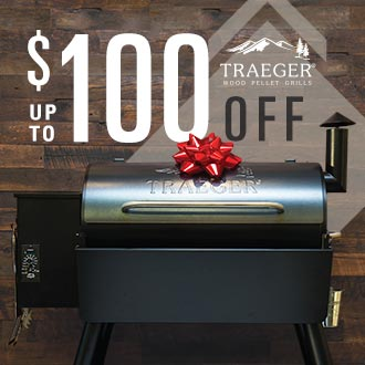 Up To $100 Off Traeger Wood Pellet Grills