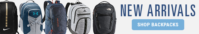 New Arrivals, Shop Backpacks from Nike, Under Armour, Patagonia, adidas, the North Face, and more