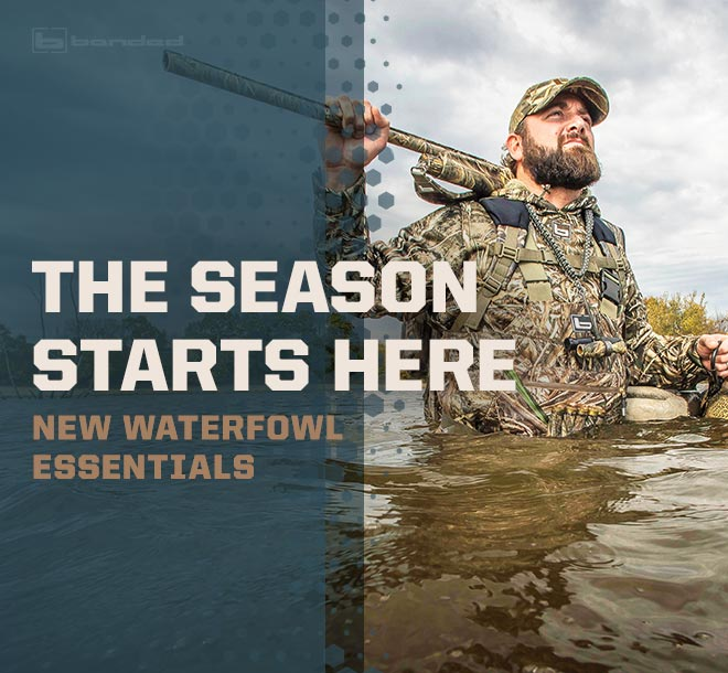 The Season Starts Here, New Waterfowl Essentials.