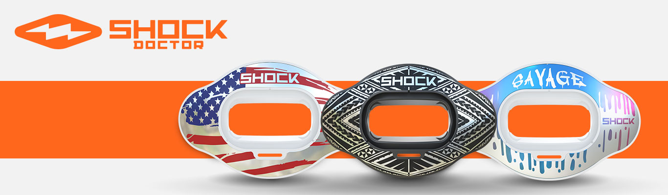 Shop Shock Doctor Mouthguards