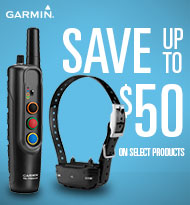 Garmin Save up to $50 on select products