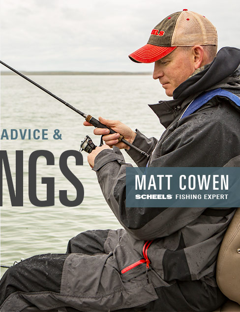 Matt Cowen | SCHEELS Fishing Expert