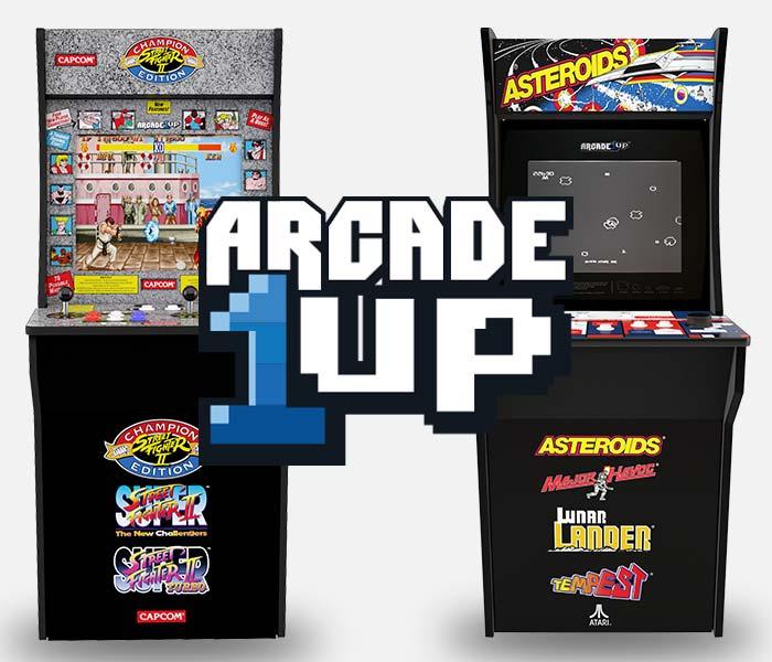 1 Up Arcade Games