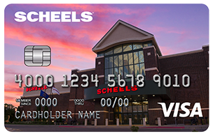 scheels visa apply today to reward your passion