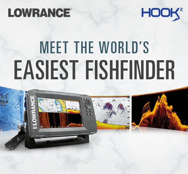 Lowrance Hook2 | Meet The World's Easiest Fishfinder