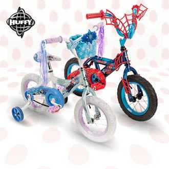 Huffy Character Bikes | Disney, Marvel