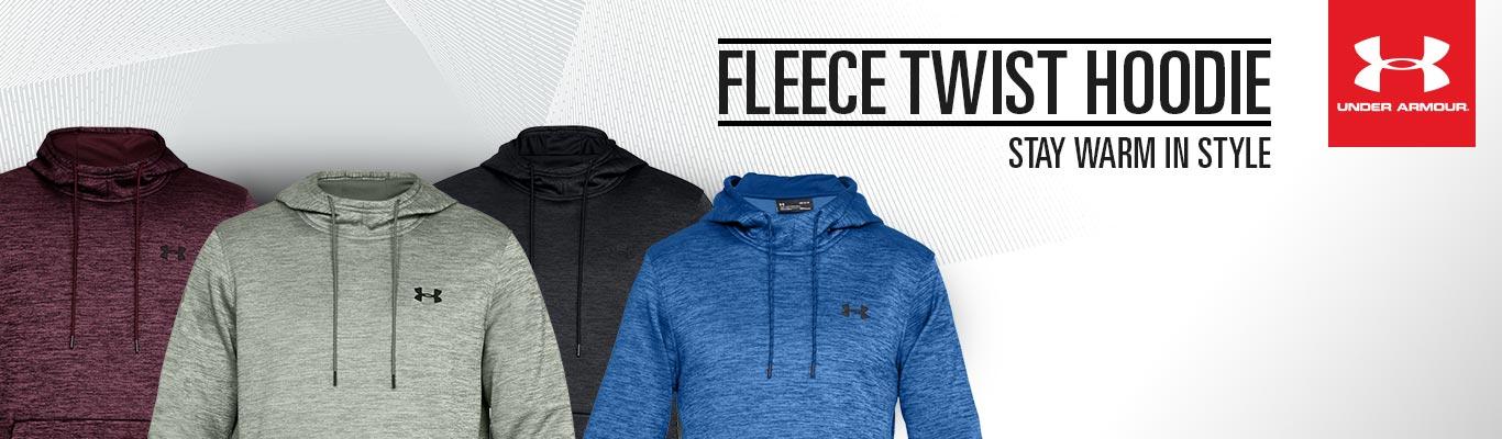 Under Armour Fleece Twist Sweatshirt