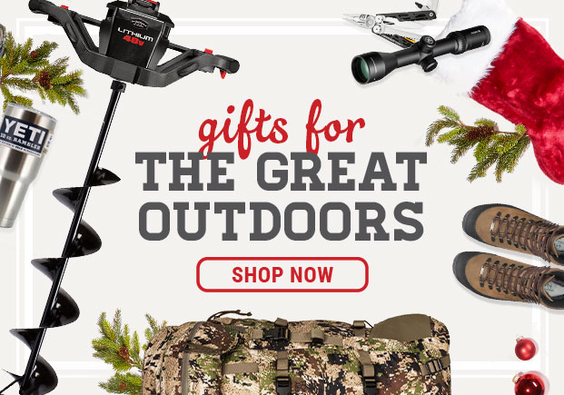 Gifts for Outdoors, Shop Now