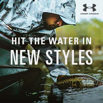 Hit The Water In New Styles | Image by Under Armour