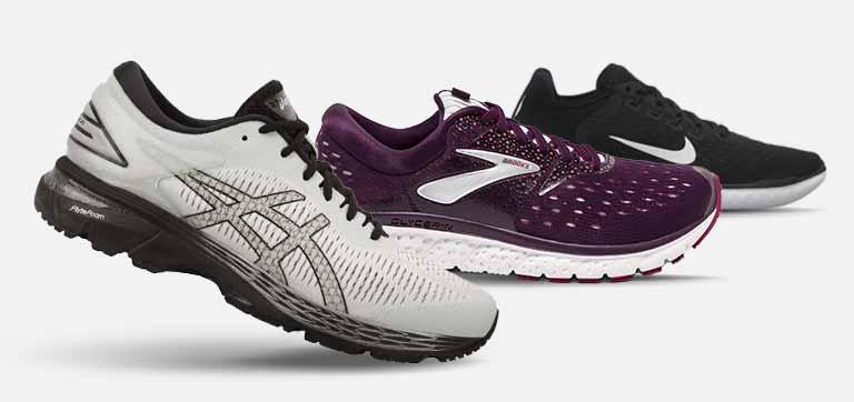 low priced a41a2 9e4f0 Asics Kayano 25, Brooks Glycerin 16, Nike Free
