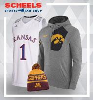 Scheels Fanshop NCAA Gear
