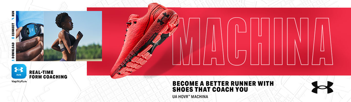 Under Armour Machina Shoes